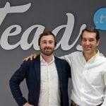 Pablo Galiana y Jeremy Piotraut, Directores de Cuentas Estratégicas en Teads