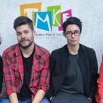 The Modern Kids, ficha a Lluis Mosquera, Sara Landeta, Jennifer Garrido y Lucía Hidalgo