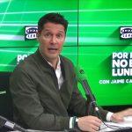 """Jaime Cantizano: """"'Por fin no es lunes' es puro entretenimiento, una tregua a las tensiones de toda la semana"""""""