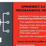 IAB Tech Lab, lanza la actualización de especificaciones 'OpenDirect'