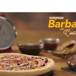 """BIG (DDB) realiza la campaña """"Cuarto de Libra"""" para Telepizza"""