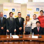 El Comité Paralímpico Español y AXA renuevan su acuerdo de colaboración hasta Tokio 2020