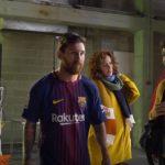 Las estrellas del FC Barcelona ayudan a los padres a que sus hijos coman sano