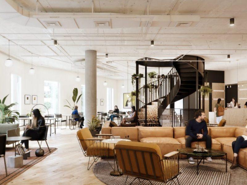 Nuevas oficinas en madrid de adigital en 6 planta de for Openbank oficina madrid