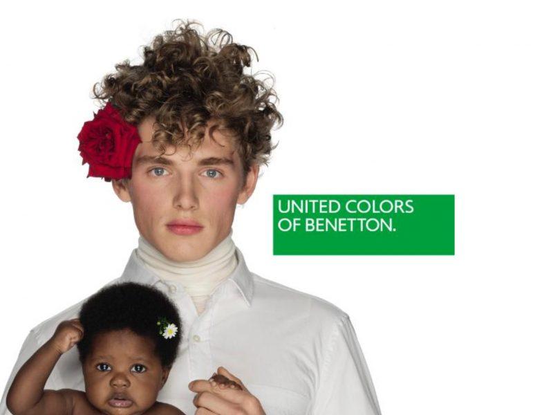 060957eb442 La campaña Primavera Verano 2018 de United Colors of Benetton está repleta  de flores que llevan hombres, mujeres y niños. En la cabeza, la mano, ...