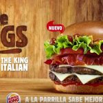 Burger King lanza The King Italian de la mano de La Despensa