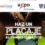 Axpo, Universidad Complutense y Club Rugby Complutense Cisneros, por el cambio climático'