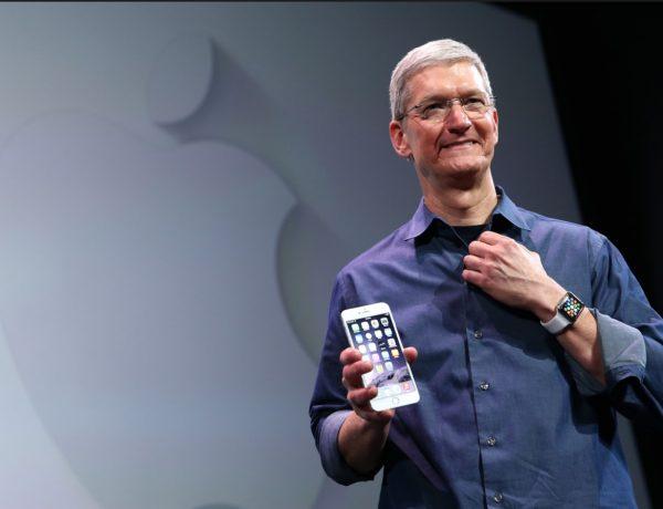 cook, iphone, apple, programapublicidad