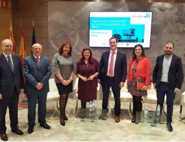 debate forta, Manuel Moreno, redes sociales, Carmen Amores, Castilla-La Mancha Media; , programapublicidad muy grande