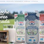 Larsa confía a Bap&Conde lanzar primera leche sin lactosa certificada como de pastoreo