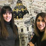 Mercedes Calvo, Digital Planner, y Carlota Díaz, a Alma Mediaplus