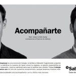 Rafa Nadal y Marc López, protagonizan la nueva campaña empresas de Banco Sabadell.