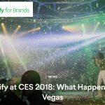 Spotify se une como socio oficial al programa global de Cannes Lions 2018