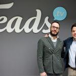 Roberto Martinez y Borja Valdivielso se incorporan a Teads .