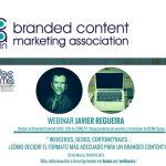 BCMA apuesta por formación online con nuevo un nuevo webinar con Javier Regueira