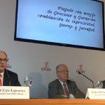 Rioja presenta en la  RAE, 'Saber quién eres', su nueva marca mundial con Shackleton