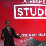 ATRESMEDIA obtuvo un Beneficio Neto de  69,3 millones de euros. El Negocio Audiovisual, ascendió a 513,8 millones