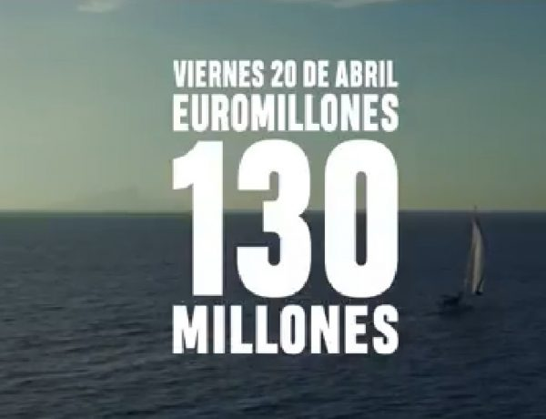 130 millones, euromillones, the blend, programapublicidad muy grande