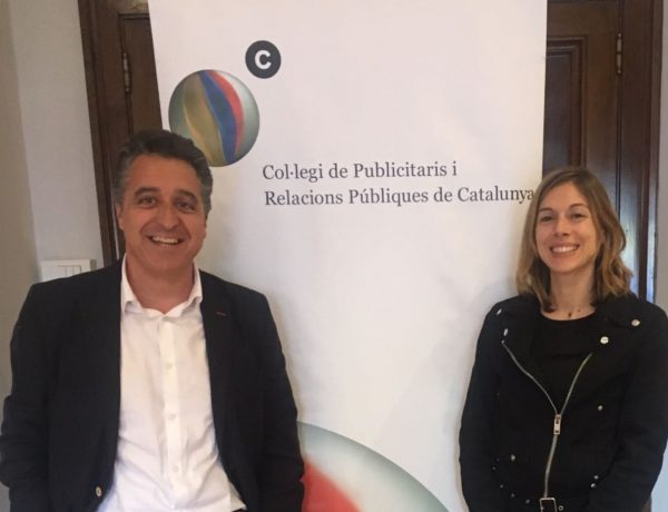 Antonio Traugott , Colegio de Publicitarios , Relaciones Públicas , Catalunya , Marc Elena programapublicidad