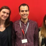 Rául Gallardo y Anna Enrich a la cuenta de Agrolimen en Arena Media Barcelona