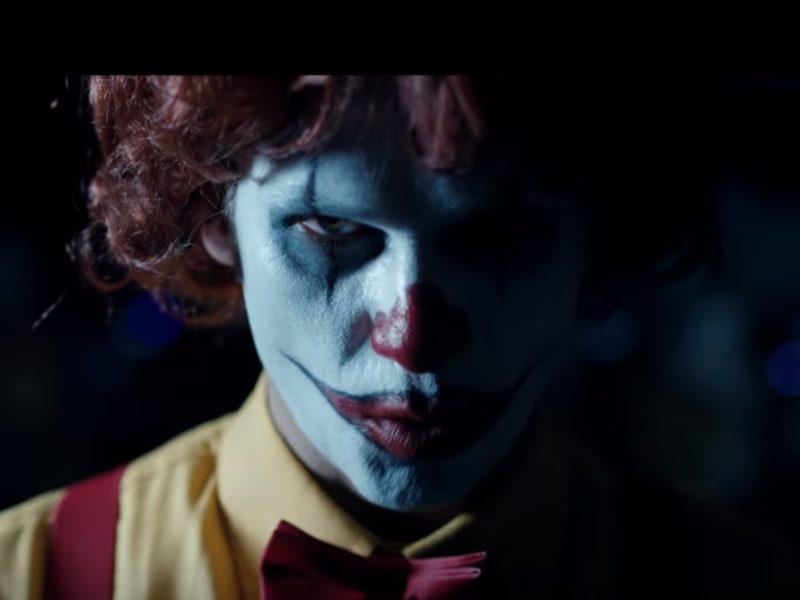 #ScaryClownNight, Burger King, #PayasosTerroríficos, programapublicidad