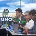 Onda Cero estudia pasar a Juan Ramón Lucas a 'la Brújula' y dejar a Alsina la mañana