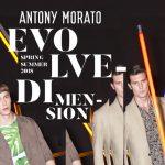 RK People se encarga de realizar la campaña Spring & Summer para la firma de moda Antony Morato