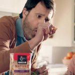 Pavlov vuelve a trabajar con Pastas Gallo en el lanzamiento de Gallo NATURE