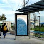 JCDecaux sigue la digitalización Exterior, con nuevas pantallas, de Santander