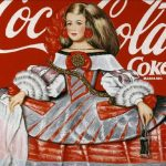 Madrid se convertirán en el escenario de la exhibición «Meninas Madrid Gallery»con Coca-Cola