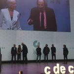 Leopoldo Pomés y Karin Leiz, Studio Pomés, entrañable CdeC de Honor 2018…