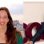 Carlota Pi, HOLALUZ y César Vacchiano, SCOPEN , Premios al Emprendimiento 2018 de Agencias de España.