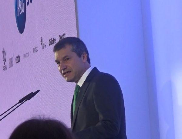 Javier Solans procter, P&G, España programapublicidad muy grande