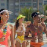 Maluma y Lellêzinha, protagonistas de la nueva campaña internacional de Havaianas