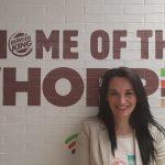 Nuria Nieto, nueva Directora de Recursos Humanos de Restaurant Brands Iberia (Burger King)