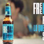 Pavlov crea la nueva campaña de Free Damm dirigida por Kike Maíllo.