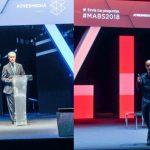 "Silvio González inaugura MABS2018: ""El concepto 'Faster and better', va a marcar el futuro"""