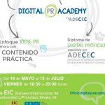 Arranca la quinta edición de la Digital PR Academy de ADECEC
