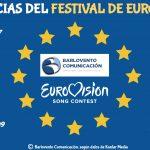 Barlovento Comunicación repasa la audiencia en veintiséis últimas ediciones de Eurovisión