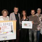 El Festival 'Una mirada diferente' y el cupón de la ONCE apuestan por la diferencia en sorteo, 24 de mayo