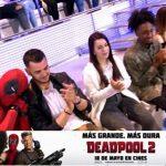 Mindshare desarrolla promoción de la película 'Deadpool 2' de Hispano Foxfilm