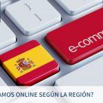 Perfil del consumidor en Internet en España: Hombre, 35 a 44 años y navega desde su Smartphone.