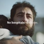 """Hope"", campaña global de Sra. Rushmore para Comité Internacional de Cruz Roja."