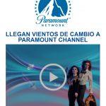 El 10 de junio Paramount Channel será Paramount Network