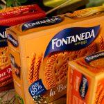 Fontaneda renueva su imagen  dando a la galleta más importancia en el diseño