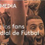 Las Selecciones Española, Marroquí y Argentina triunfan en TV y Twitter durante la primera fase del Mundial de Rusia 2018