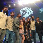 España logró 34 leones con un último Oro en Film con 'Hope'de Sra Rushmore/Blur. Todos los videos aquí