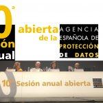 La AEPD recuerda que el RGPD no obliga, a renovar consentimientos si cumplen requisitos, en 10ª Sesión Anual