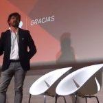 Arrola (Mediapro): «Somos conscientes del dinero que se invierte. Pero Netflix y el futbol no paran de crecer