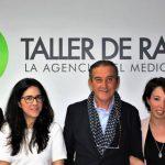 Jose Salamero, Laura González y Alba Fernández, nuevas incorporaciones a Taller de Radio